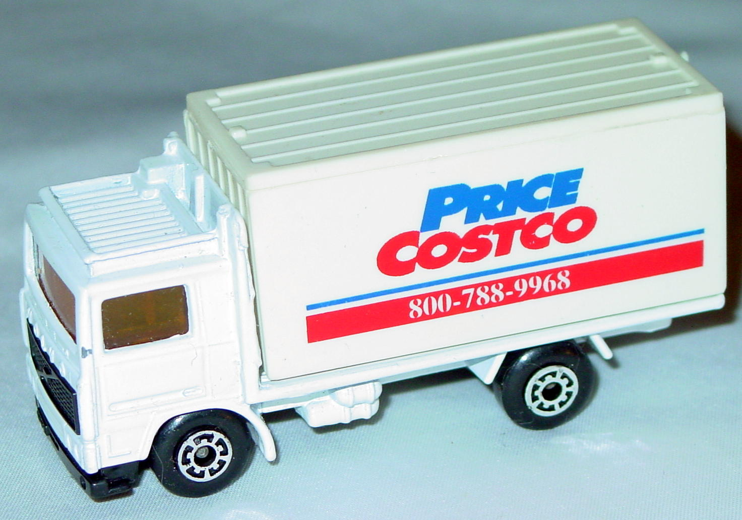 ASAP-CCI 20 D 97 - Volvo Cont Truck White and White Price Costco ASAP