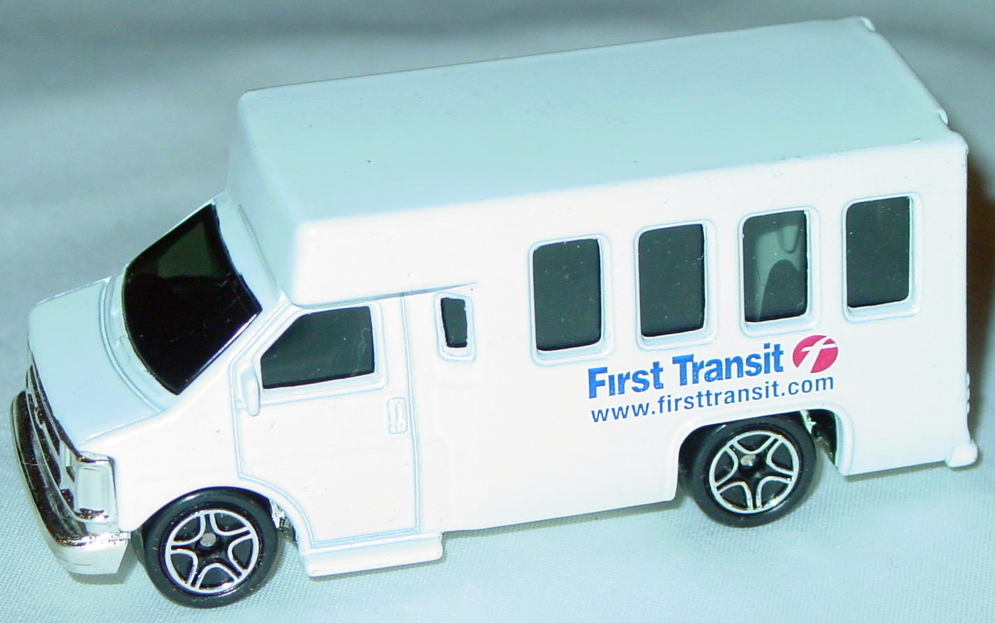 ASAP-CCI 24 K - Chevy Transport Bus White First Transit