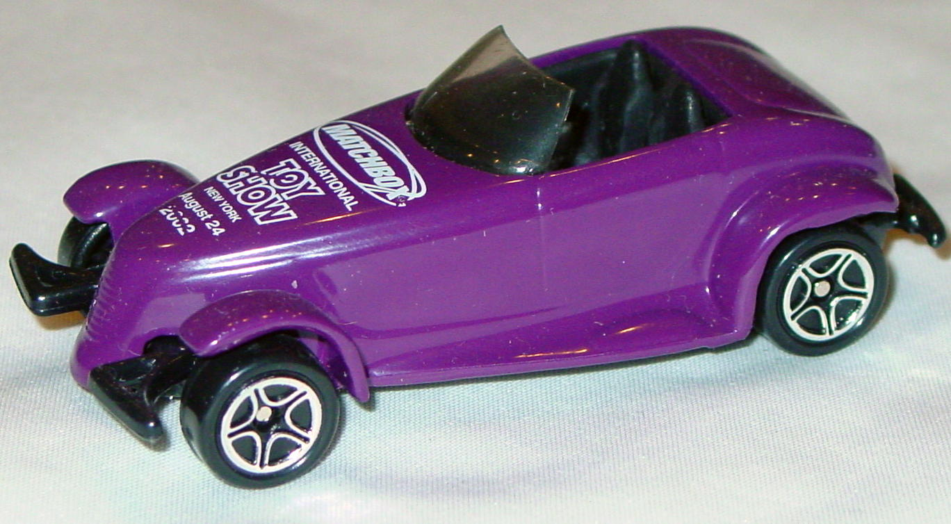 ASAP-CCI 34 G 57 - Prowler Grape MBX Intl Toy Show CCI