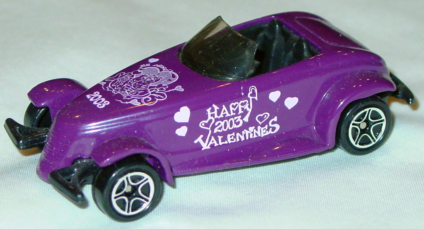 ASAP-CCI 34 G 62 - Prowler Plum Happy 2003 Valentines Day CCI