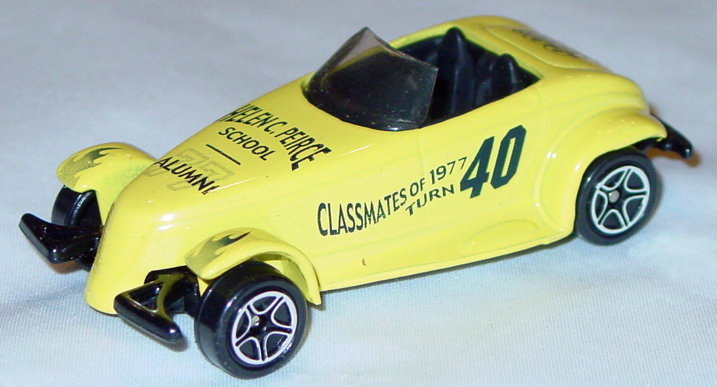 ASAP-CCI 34 G 65 - Prowler Yellow Helen Pierce Classmates turn 40 CCI