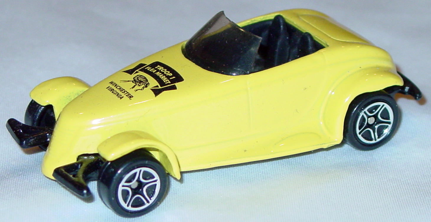 ASAP-CCI 34 G 74 - Prowler Yellow Troop 1 Flea Mkt CCI