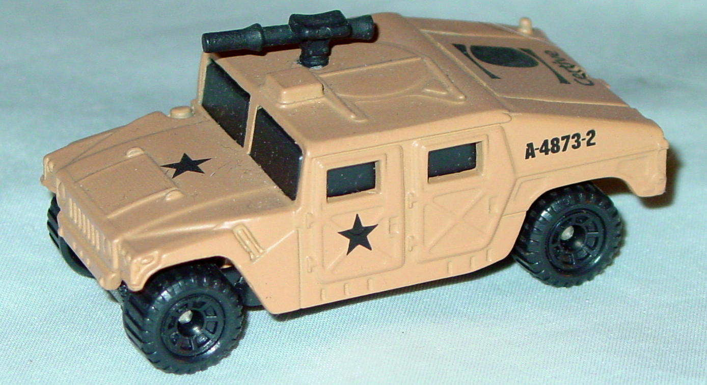 ASAP-CCI 03 D 21 - Hummer Khaki Certive made in China CCI