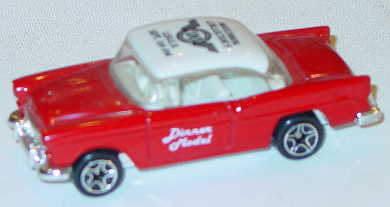 ASAP-CCI 73 J 7 - Chevy Bel Air Red White Midwest Coll Dinner Mod ASAP