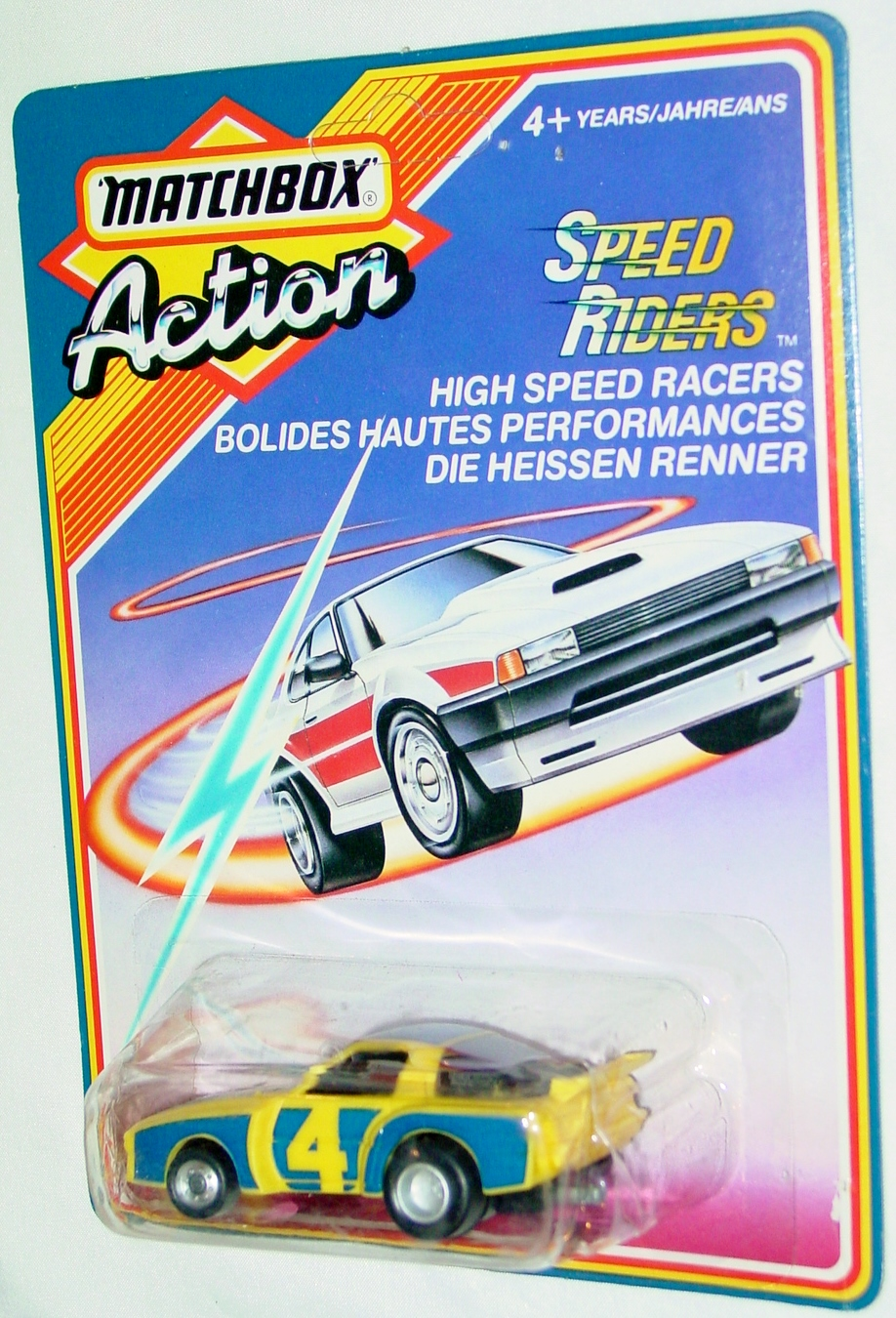 Offshore SuperFast - ACTION SPEED RIDERS Mazda Yellow 4