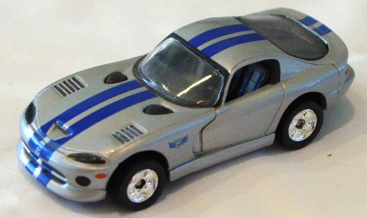 Offshore SuperFast 01 G 19 - PREMIERE CONTEMPORARY Dodge Viper sil-Grey made in China