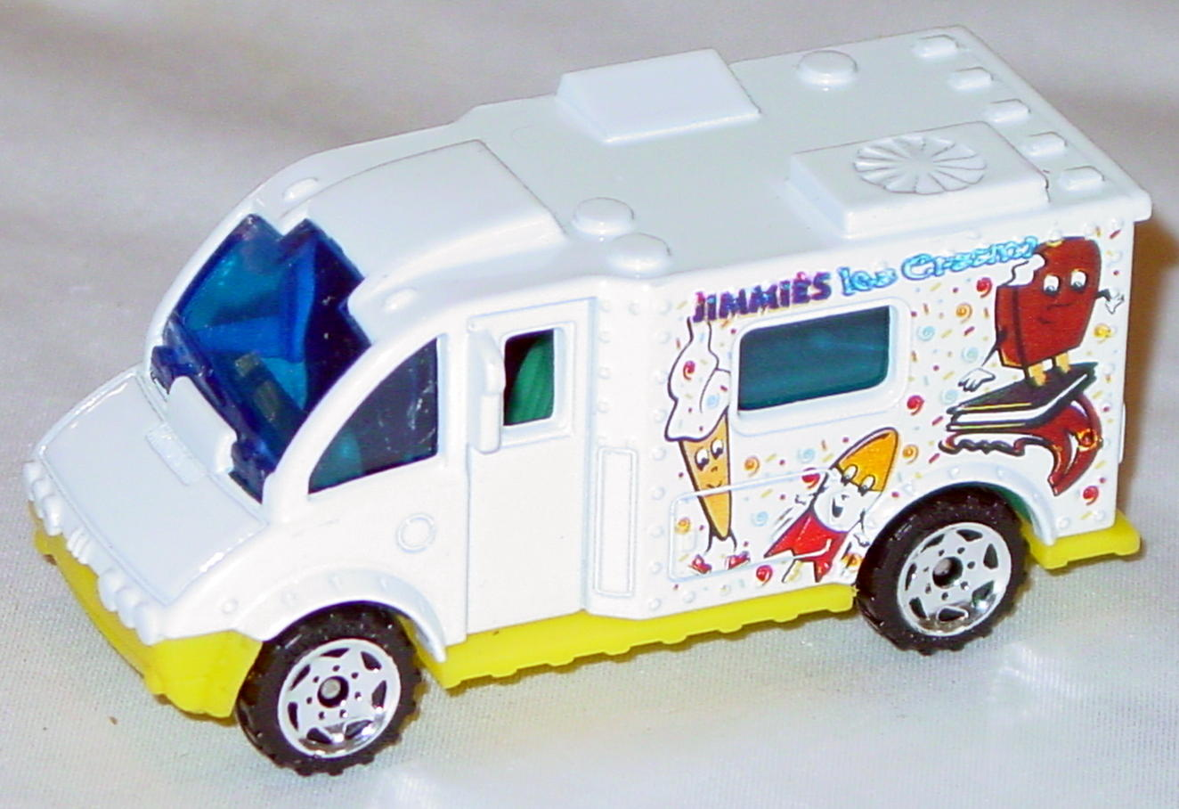 Offshore SuperFast 65 K 1 - 2002 65 Ice Cream Truck White Jimmies Ice Cream made in China