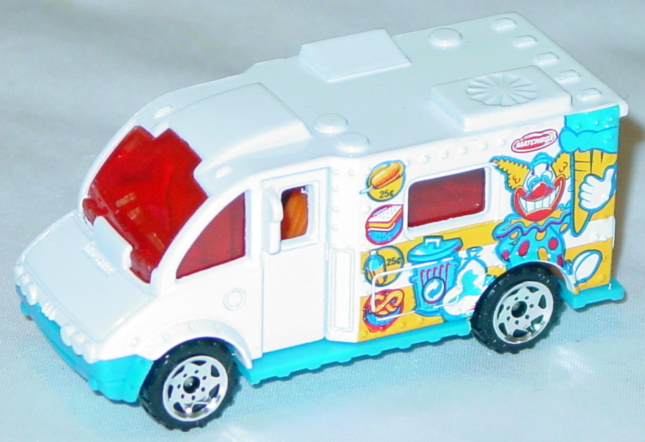 Offshore SuperFast 65 K 5 - 2004 59 Ice Cream Truck White clown design tampo made in China