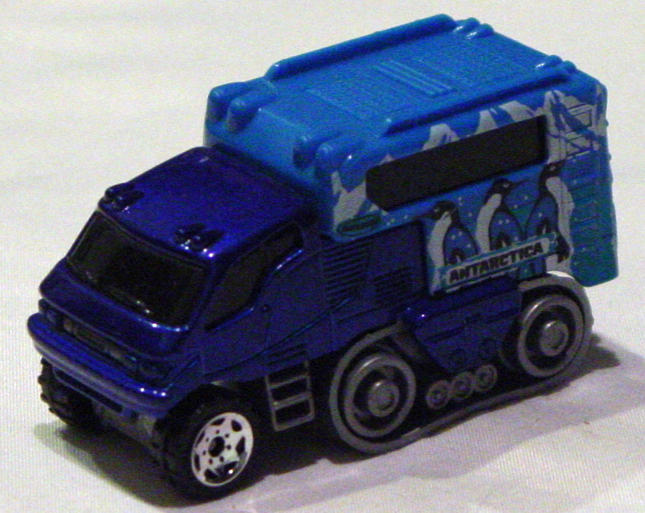 Offshore SuperFast 06 I 12 - Arctic Track Truck dark Blue Antarctica sawblade made in China