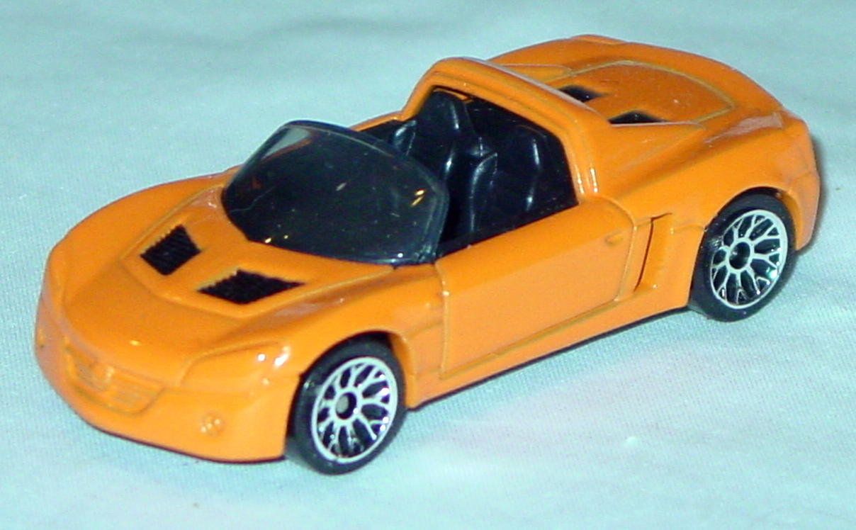 Offshore SuperFast 06 J 3 - Opel Speedster Orange smk window made in China