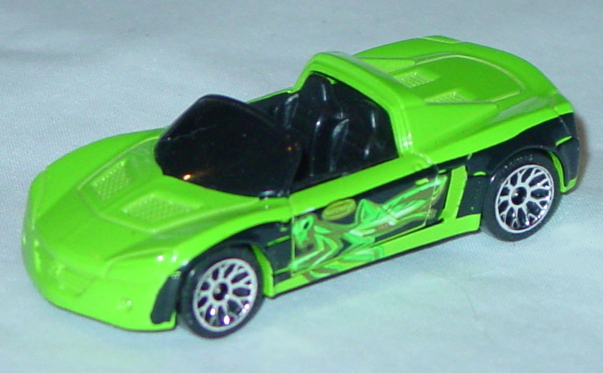 Offshore SuperFast 06 J 4 - Opel Speedster Lime smk window praying Mantis made in China