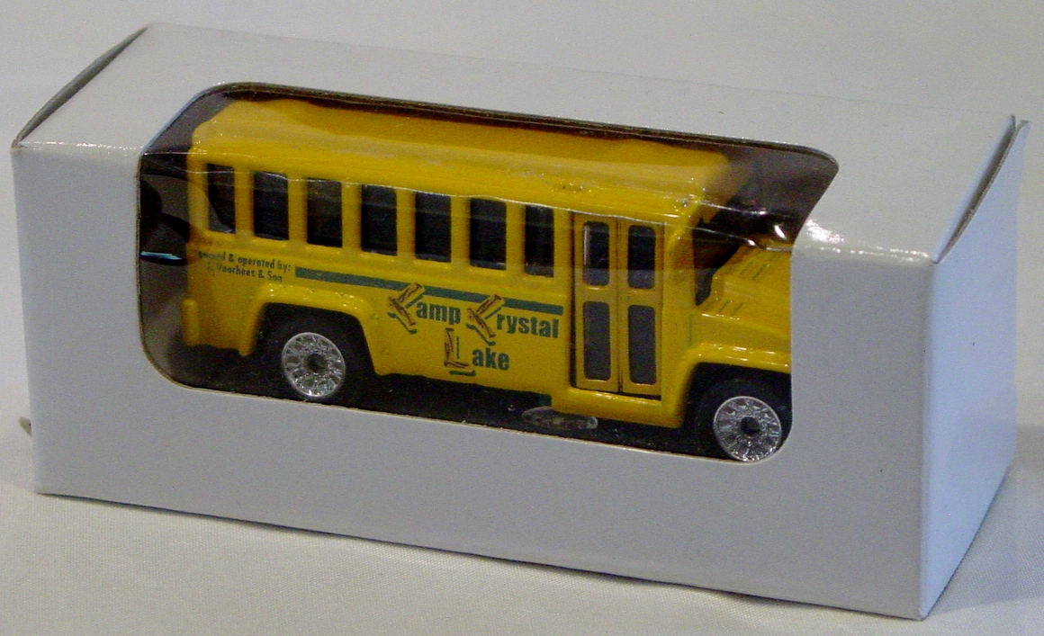 ASAP-CCI 16 G - MODELoftheMONTH 12/07 Bus Yellow Camp Crystal Lake