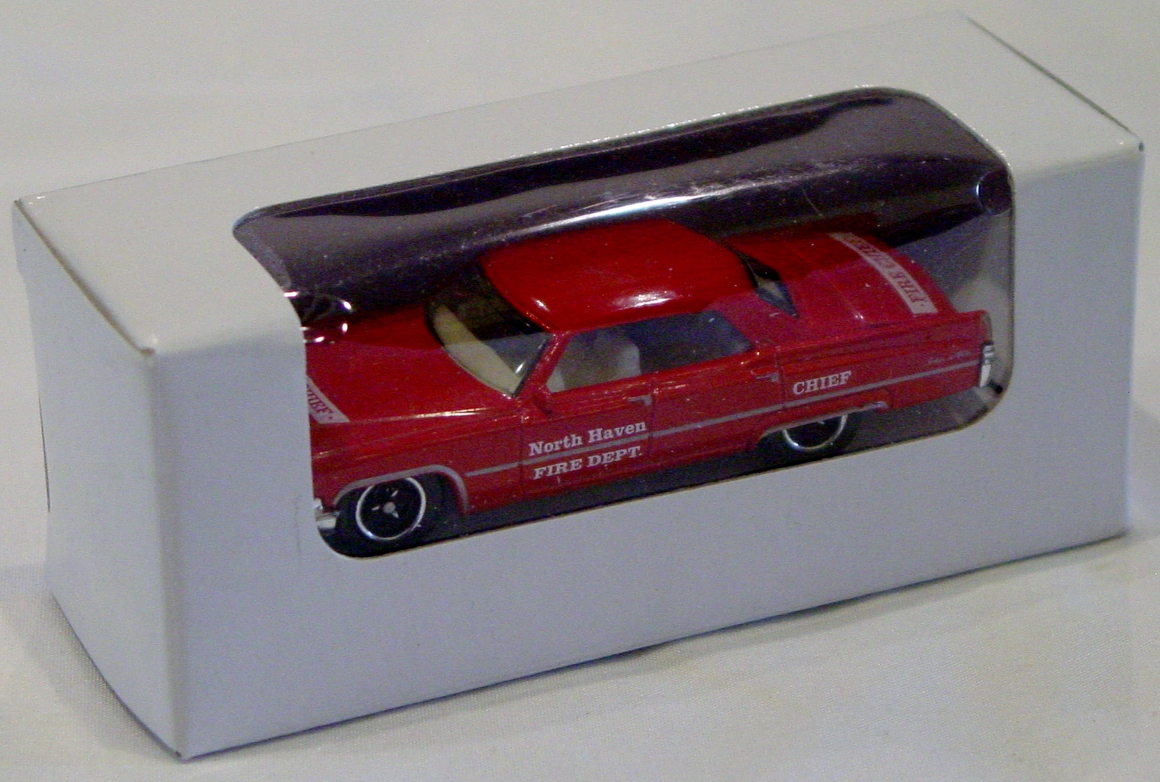 ASAP-CCI 02 N - MODELoftheMONTH 5/09 Caddy DeVille Red LTD 50