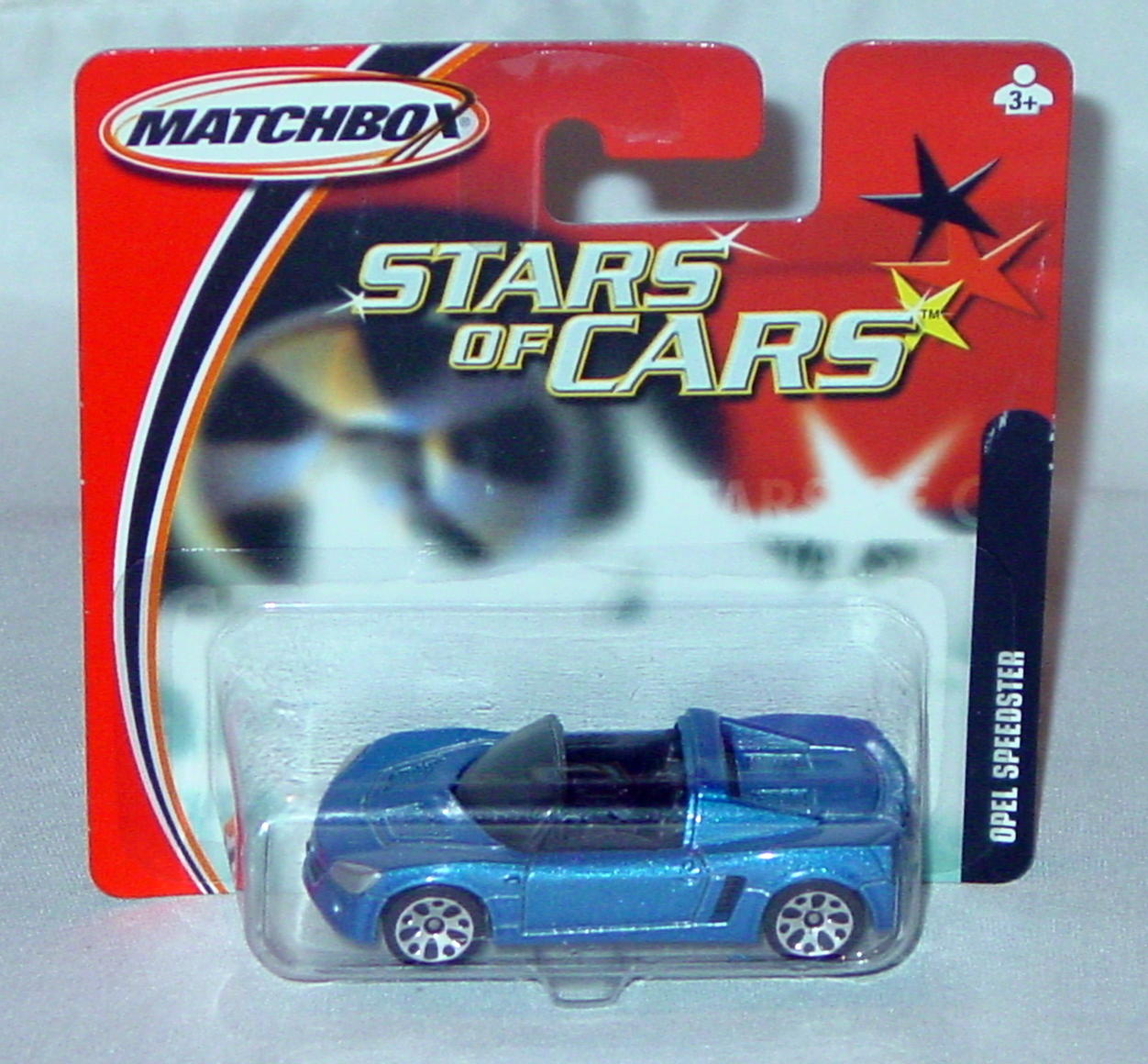 Offshore SuperFast 06 J - STARS of CARS Opel Speedster met Blue made in China