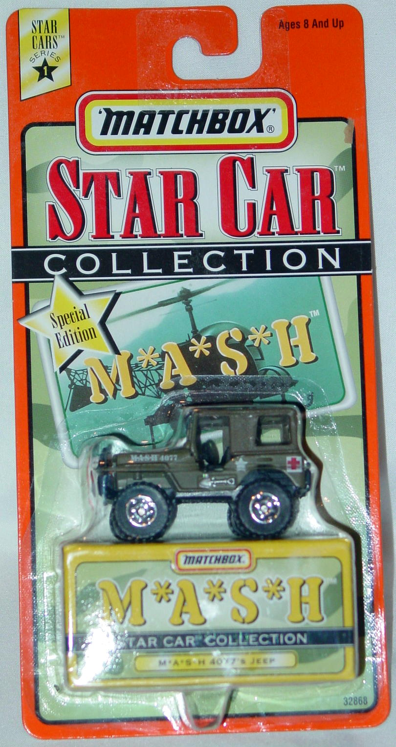 Offshore SuperFast 20 C 24 - STAR CAR Jeep MASH Olive