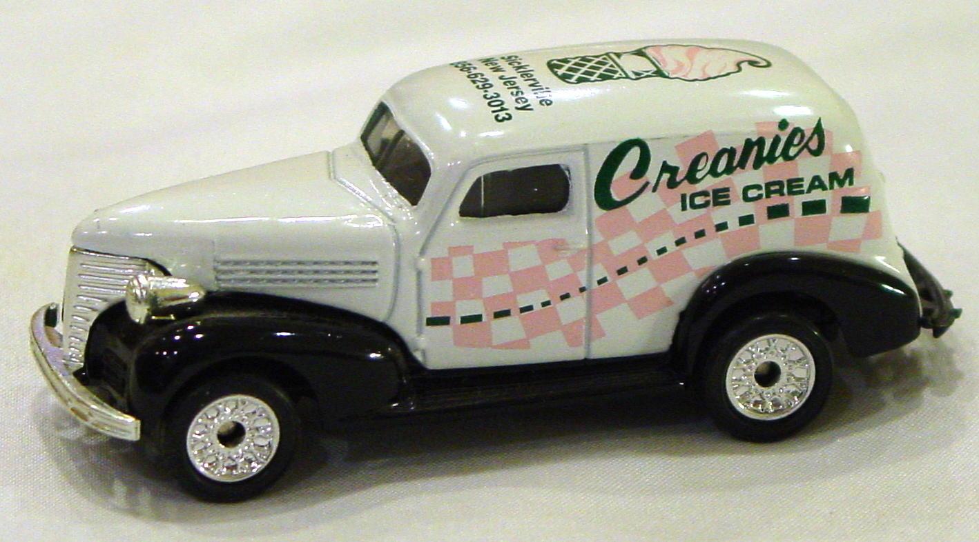 asap cci 215 a 48 chevy panel van creanies ice cream cci Barbie Toy Jeep Grand Cherokee