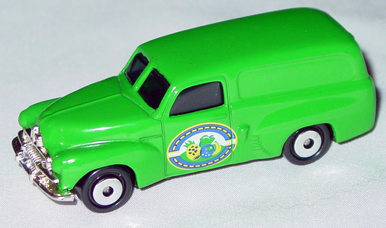 Offshore SuperFast 40 I 31 - 1999 21 FJ Holden Van Green fruit tampo made in China