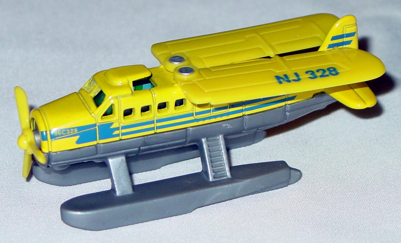 Offshore SuperFast 42 F 1 - 1999 37 Seaplane Yellow sil-grey base NJ328 made in China