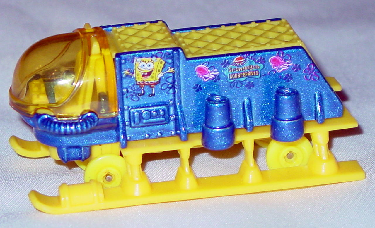 Offshore SuperFast 45 F 9 - Submersible met Blue yellow Spongebob made in China