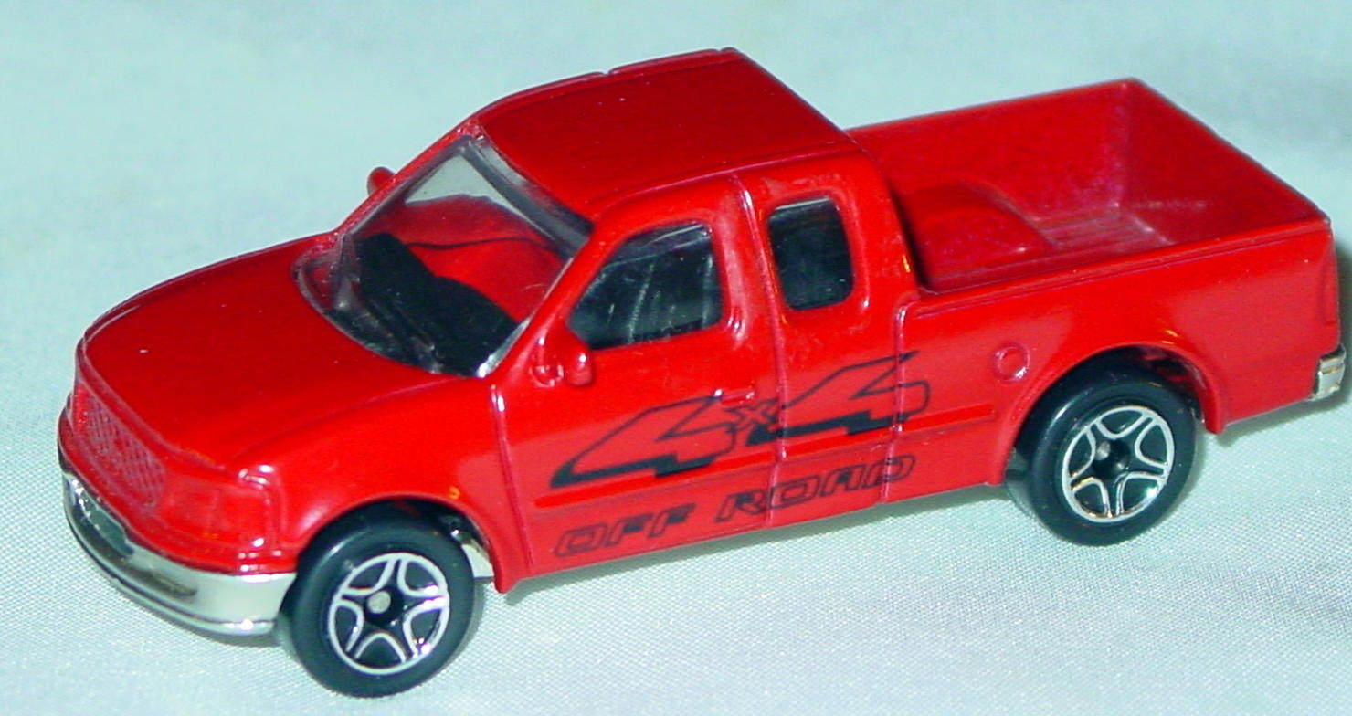 Offshore SuperFast 50 J 4 - 1998 50 Ford F-150 Pickup Red 4X4 Off Road made in China