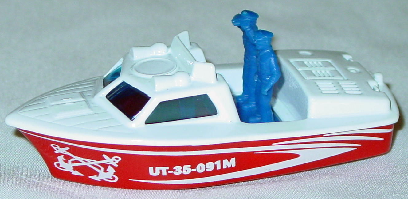 Offshore SuperFast 52 B 16 - 1999 70 Police Launch White UT-35091m made in China