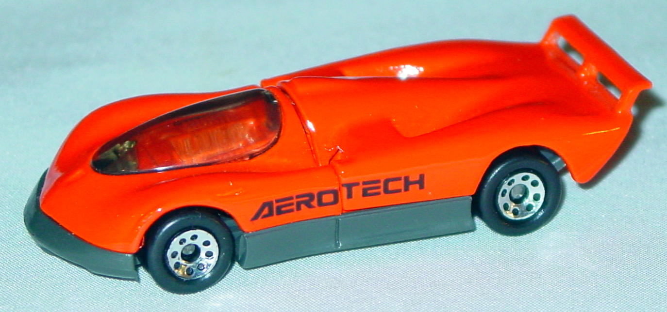 Offshore SuperFast 62 H 3 - Oldsmobile Aerotech flourescent Orange Aerotech made in Thailand