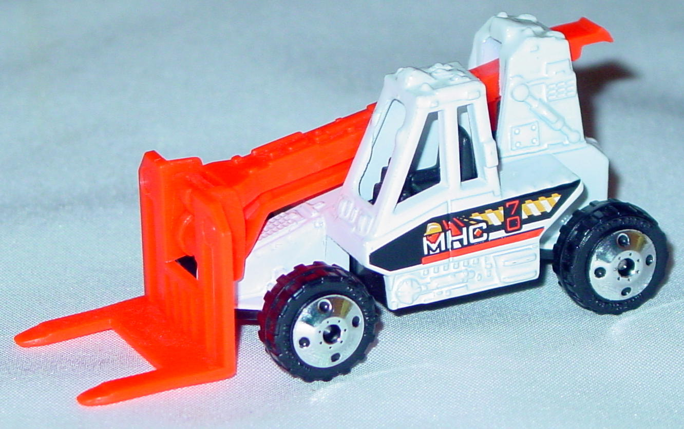 Offshore SuperFast 64 L 3 - 2003 70 Fork Lift White orange forks MHC70 made in China