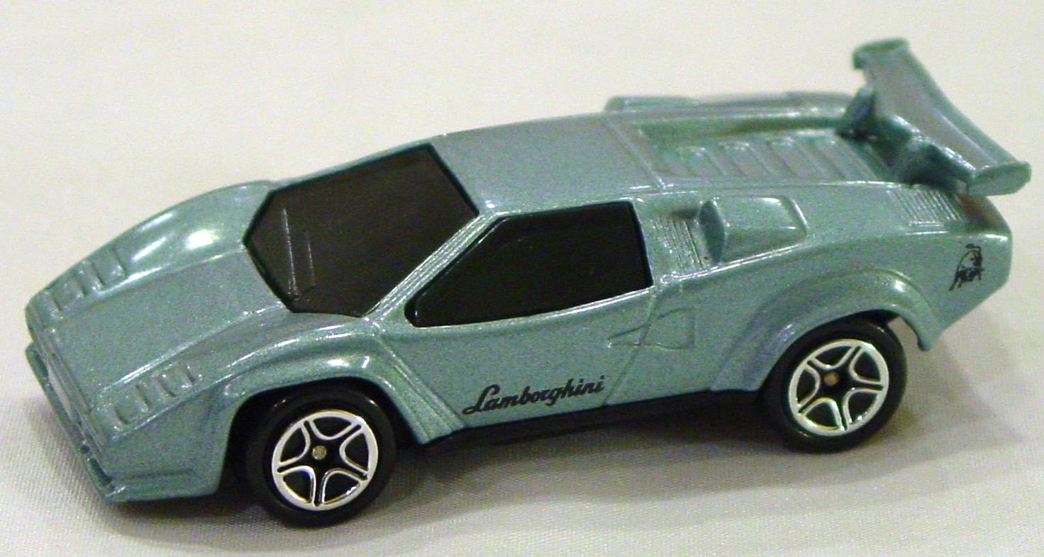Offshore SuperFast 67 F 43 - 1999 16 Lambro Countach sil-Blue LAMBORGHINI made in China