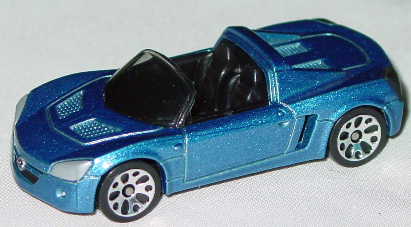 Offshore SuperFast 06 J - STARS of CARS Opel Speedster met Blue made in Thailand