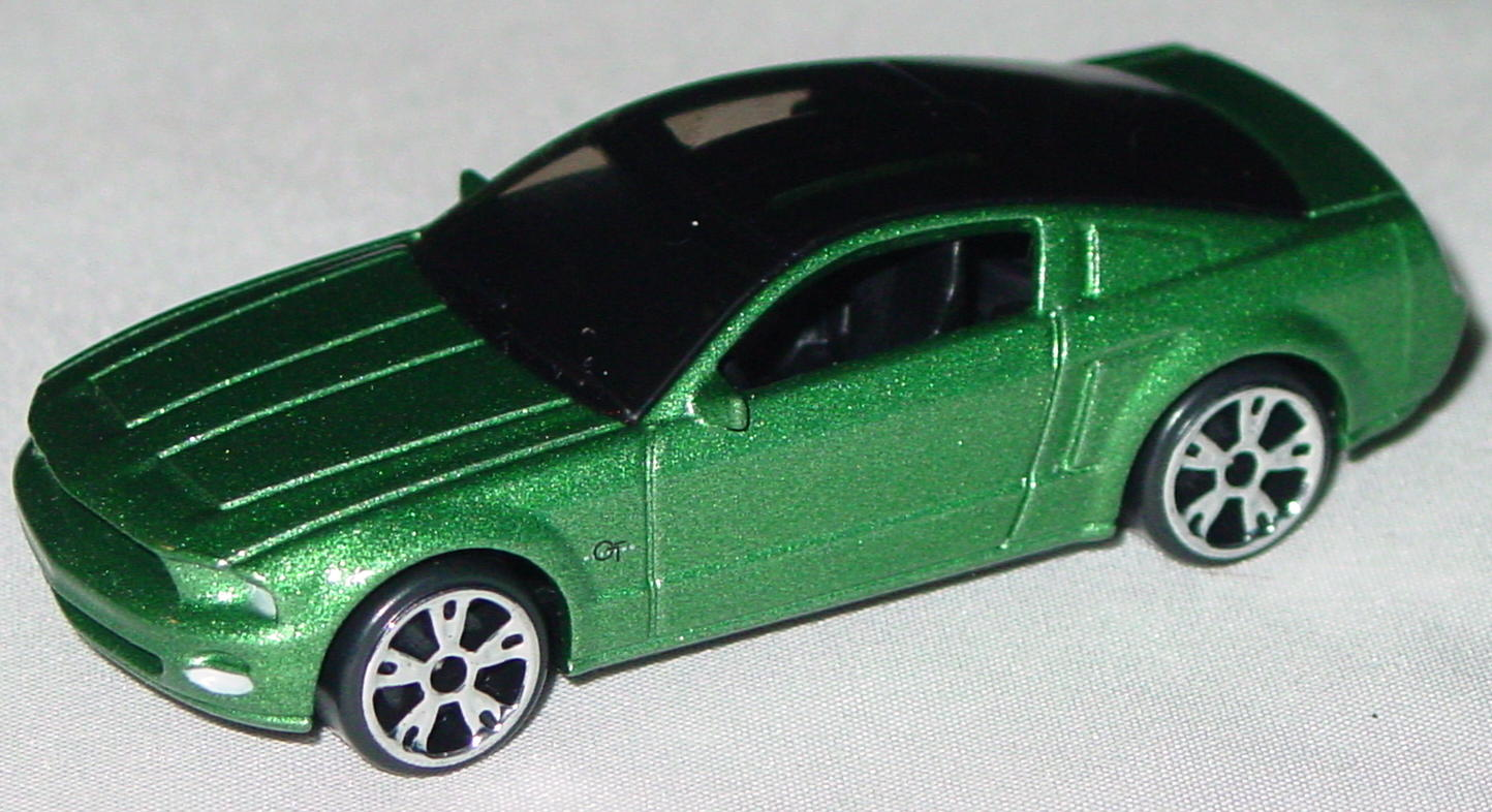 Offshore SuperFast 06 K 2 - 2004 SF 6 Ford Mustang Concept met Green