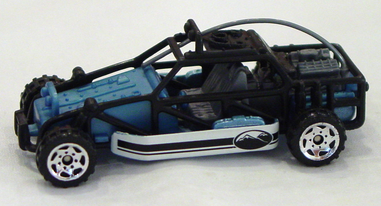 Offshore SuperFast 92 A 1 - 1999 72 Dune Buggy light Blue black roll cage made in China