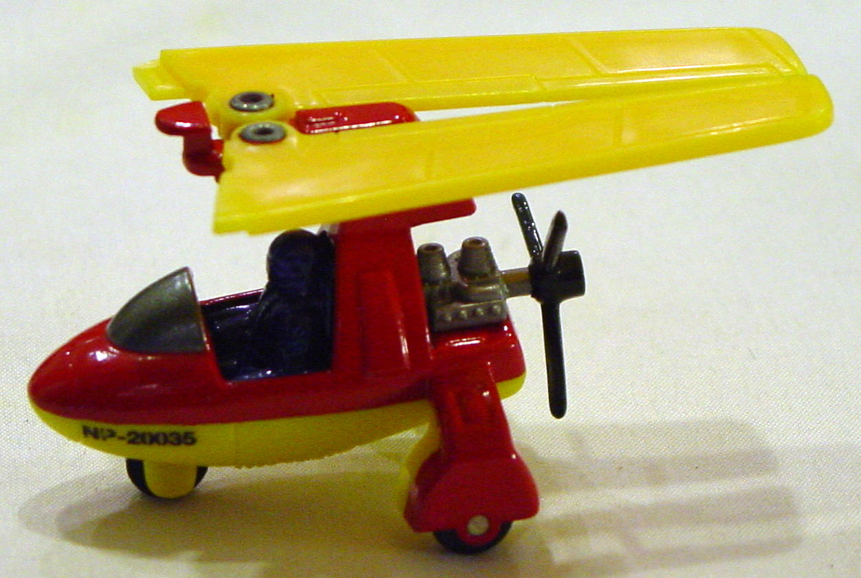 Offshore SuperFast 95 A 1 - 1999 95 Aero Junior Red yellow wings made in China