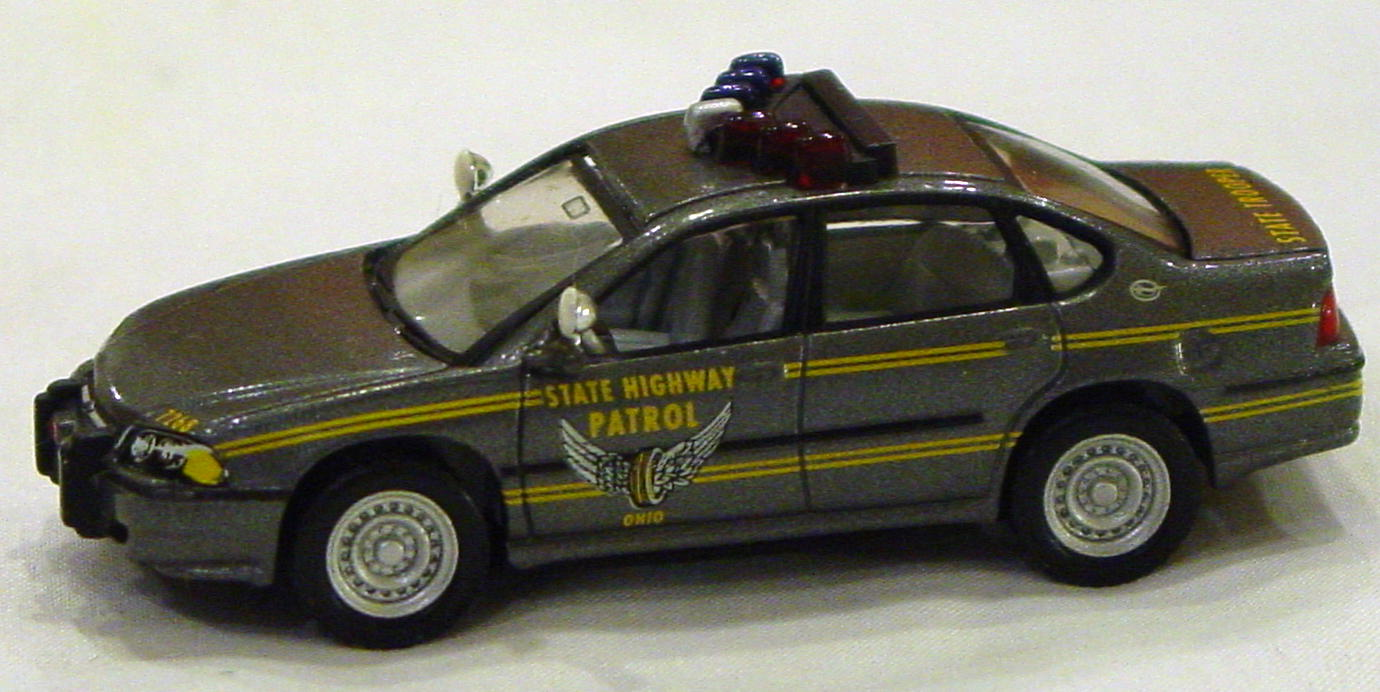 Offshore SuperFast - FEATURE CAR EMERGENCY FC02-A4 Impala Police Ohio