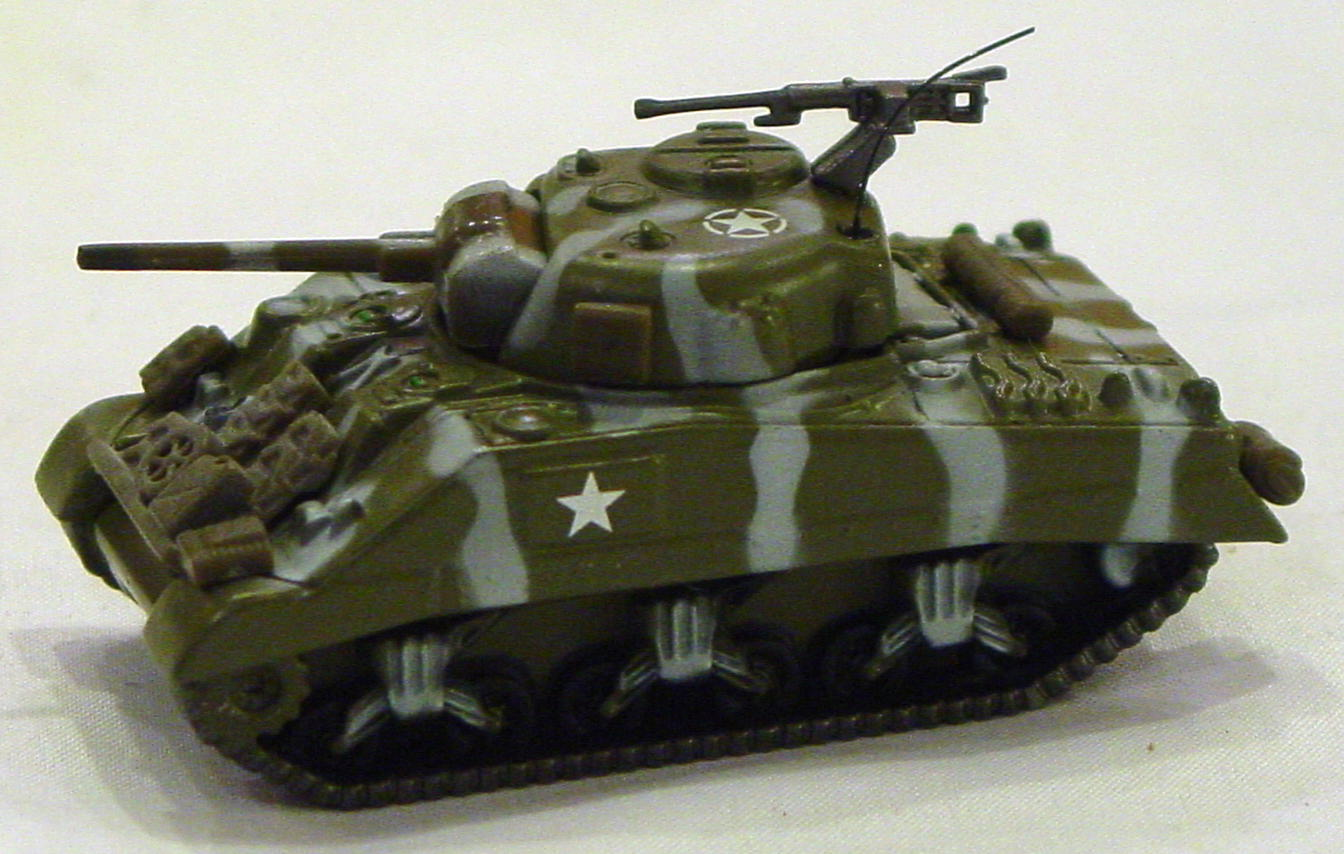 Offshore SuperFast - FEATURE CAR FC17-A1M4 Sherman Tank Olive