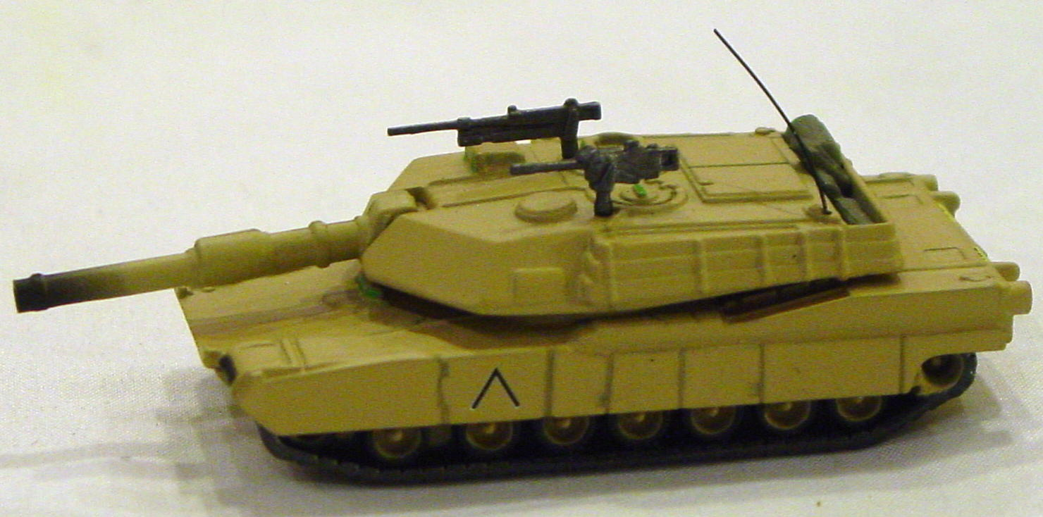 Offshore SuperFast - FEATURE CAR FC19-A1M1A1 Abrams beige