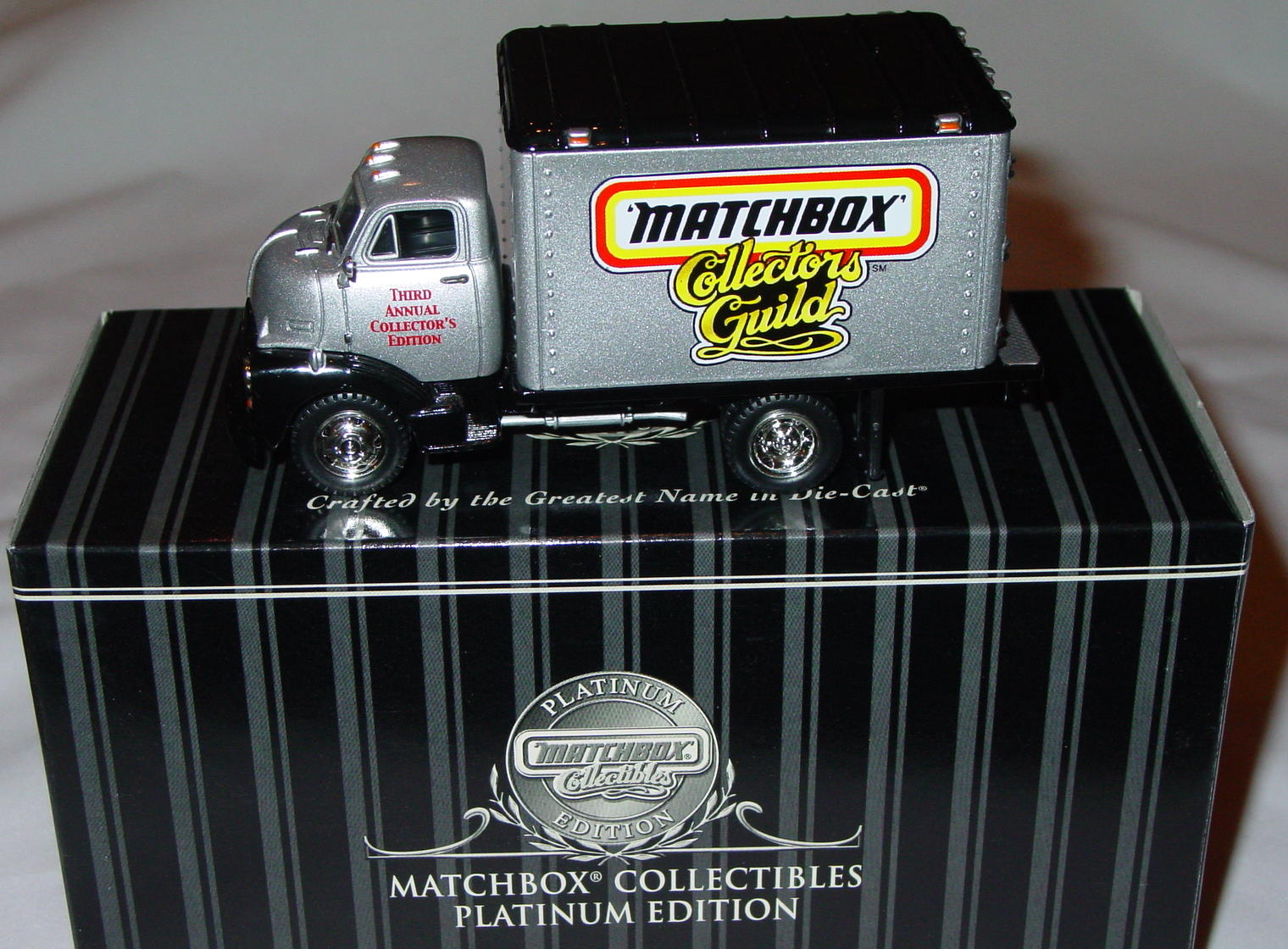 Collectibles - 92312 PLATINUM 48 GMC MBX Coll Guild