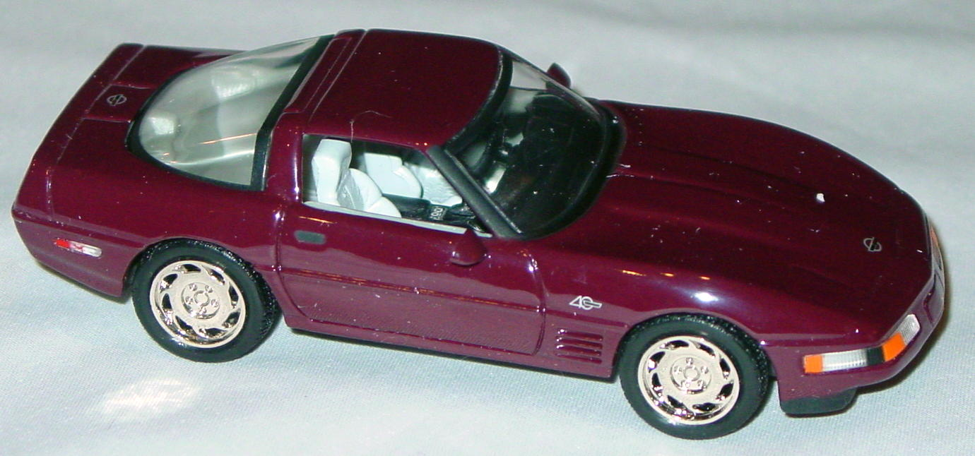 Collectibles - CCV02M MATCHBOX ULTRA 93 40th Ann Corvette