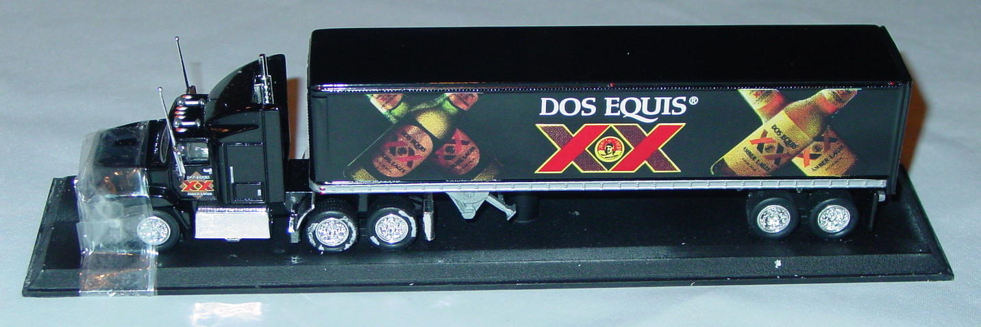 Collectibles - CCY02BM Ford Aeromax Cont Truck Dos Equis XX