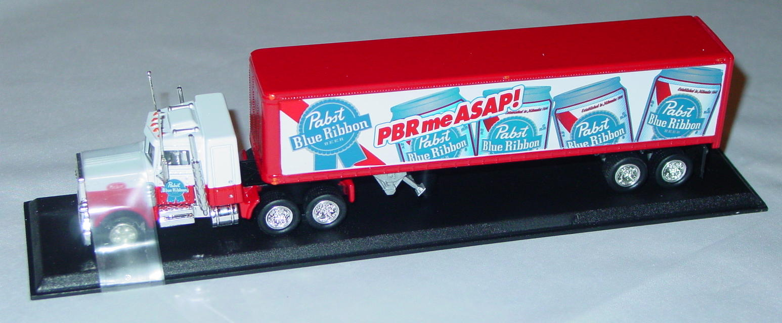 Collectibles - CCY06M Peterbilt Cont Truck PBR me ASAP