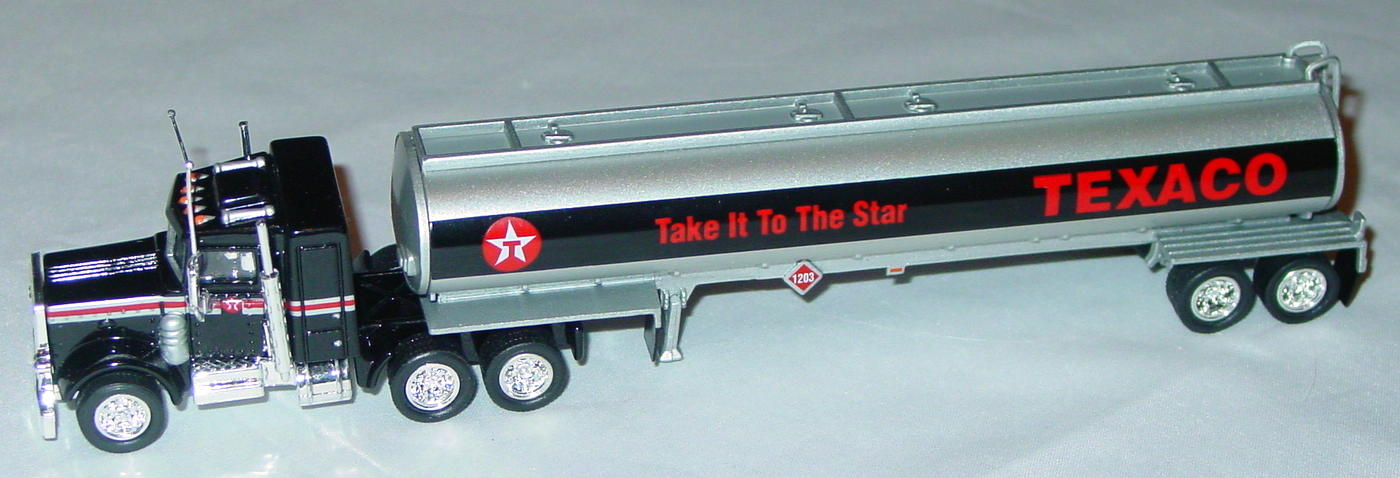 Collectibles - CCY09M Peterbilt Tanker Take it to the StarTexaco
