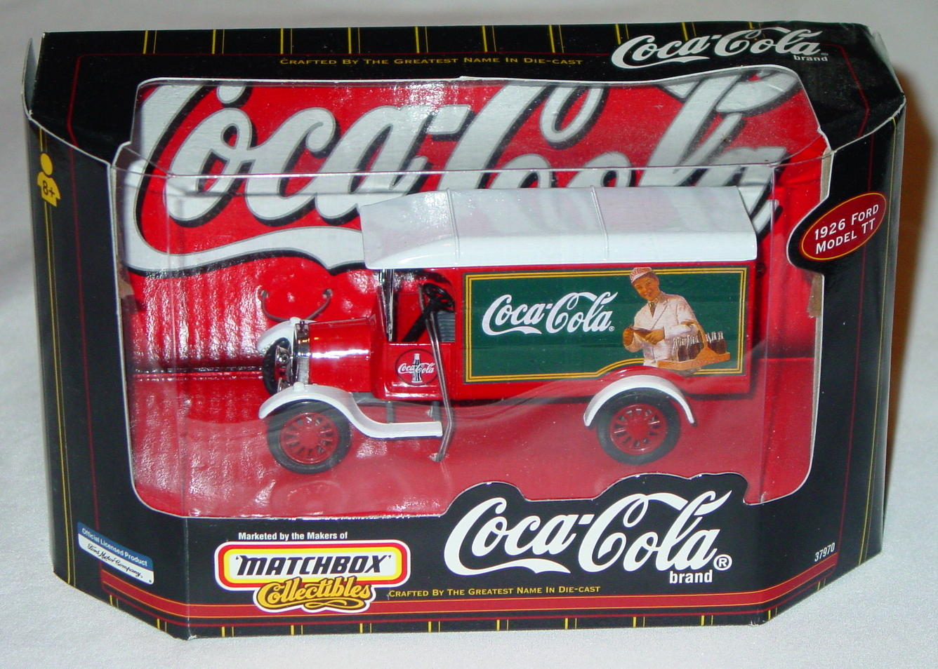 Collectibles - 37970 26 Ford TT Van Coke
