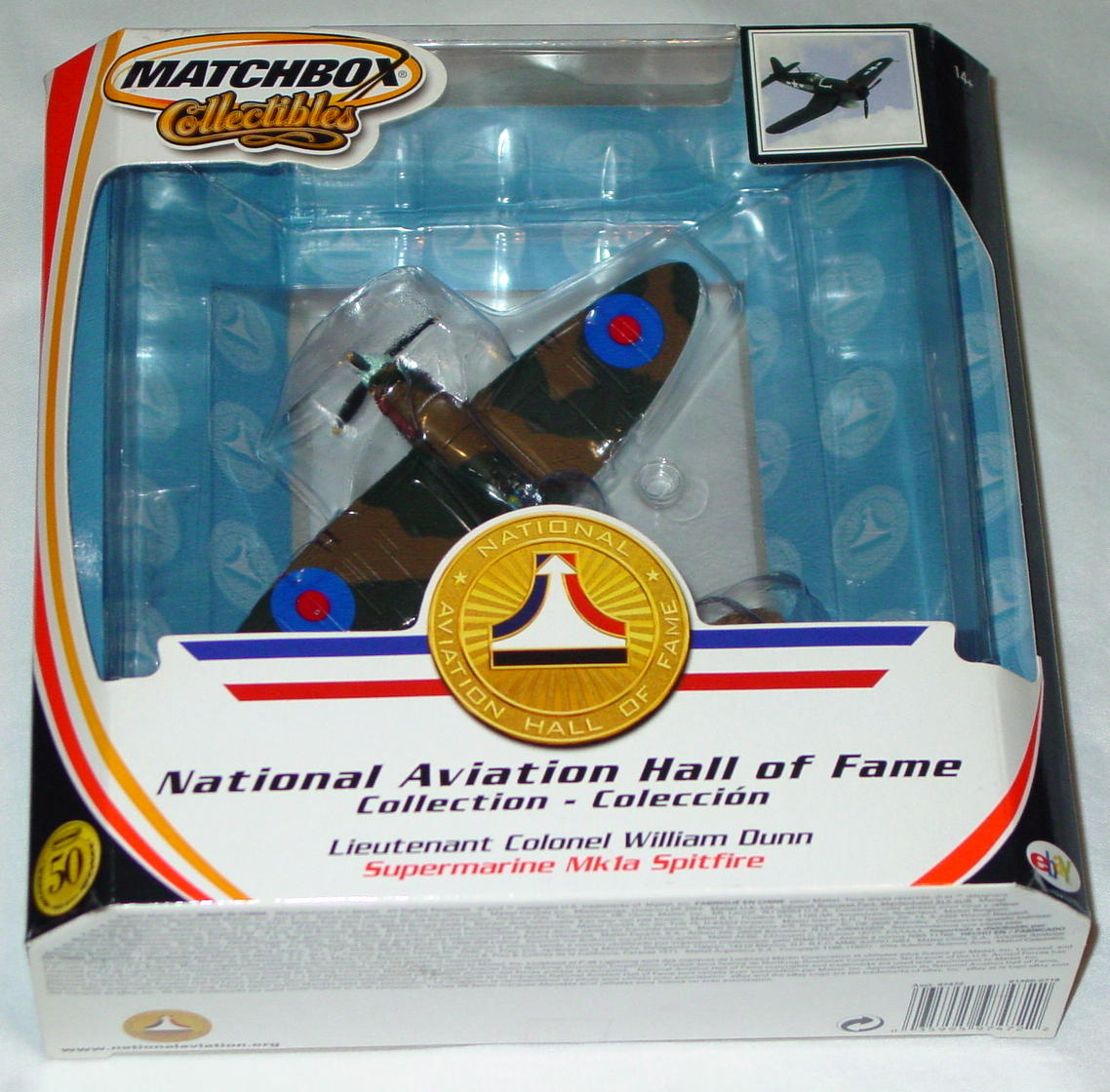 Collectibles - 91366 Mk1A Spitfire light Col William Dunn