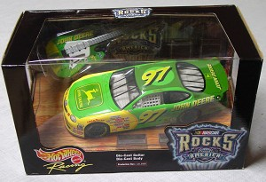 1_24 Scale - HW NASCAR Rocks Chad Little John Deere