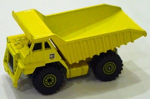 Blackwalls 1171 A - Cat Dump Truck with tampo