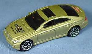 ASAP-CCI 02 M - Mercedes CLS500 light met Tan Model Hobby Spiel