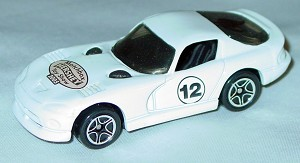 ASAP-CCI 01 G - Dodge Viper GTS White Hershey 05 Show Model
