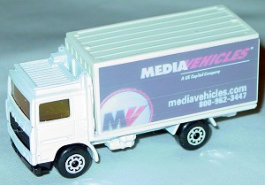ASAP-CCI 20 D 80 - Volvo Cont Truck White and White Media Vehicles ASAP