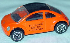 ASAP-CCI 49 I 29 - VW Concept 1 Orange Bill Cairns Realter made in China ASAP