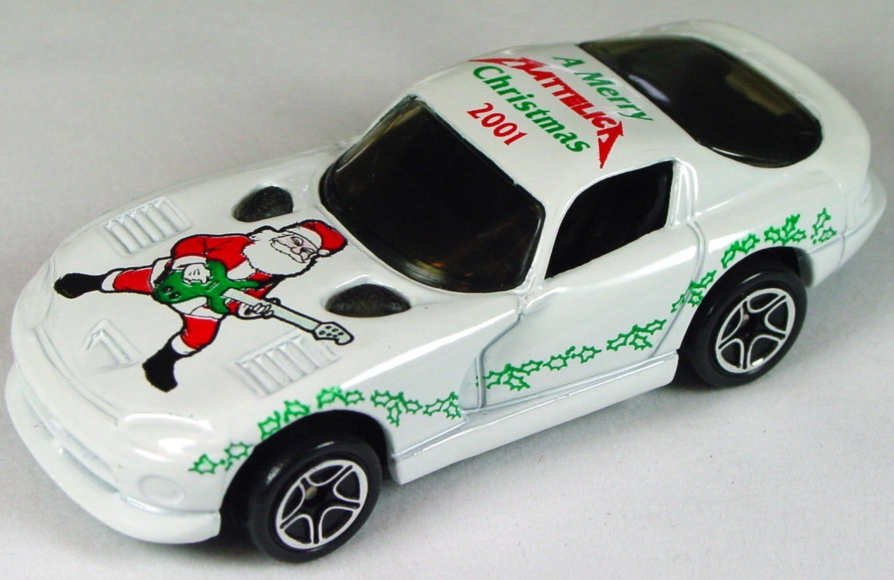 ASAP-CCI 01 G 49 - Dodge Viper GTS White Merry Mettalica Christmas 2001